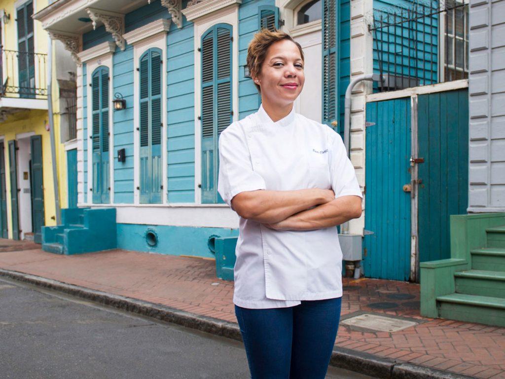 Nina Compton Top 10 chefs in Caribbean