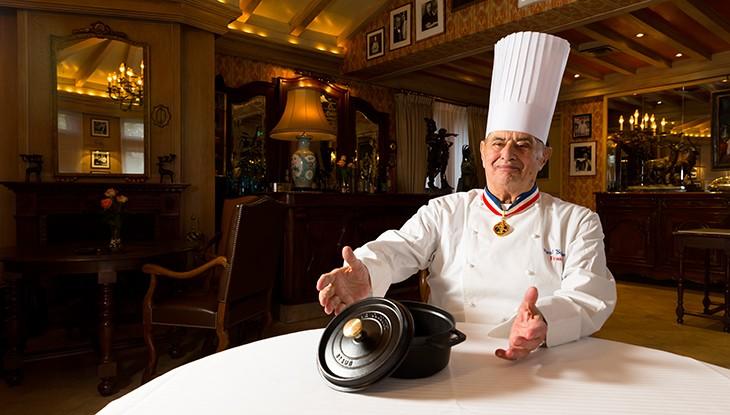 Paul Bocuse richest top 10 chefs in world