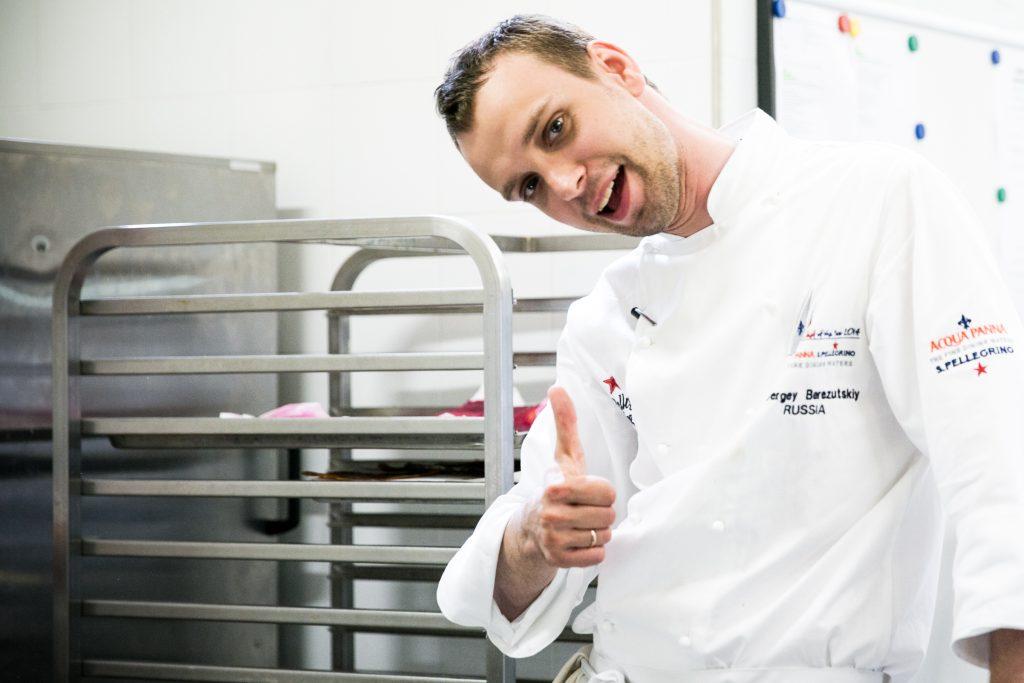 Sergei Berezutsky Top 10 chefs in Russia