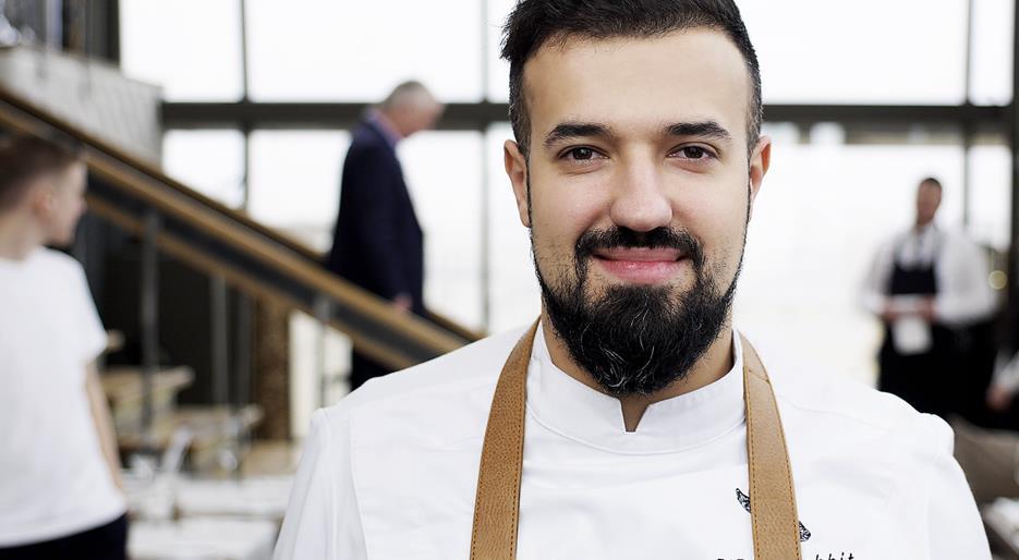 Vladimir Mukhin top 10 chefs in Russia