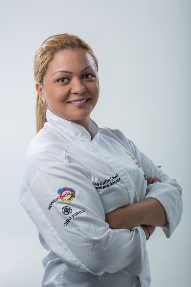 Xiomara Marquez famous top 10 chefs in Caribbean