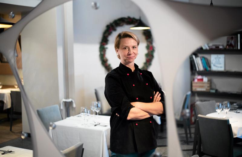 Agata Wojda Top Polish chefs