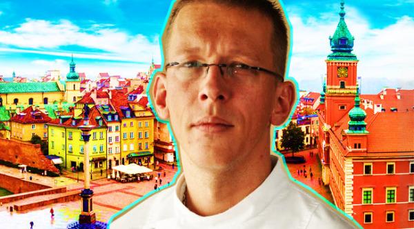 Chef Sven Thomsen best Polish chefs