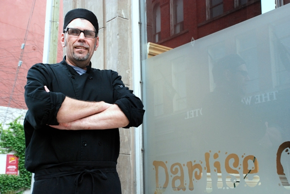 Darryl Howie best top 10 chefs in Winnipeg