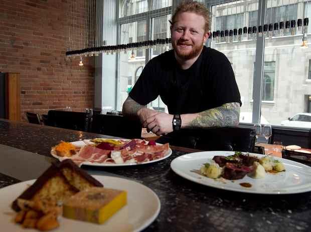 Derek Dammann Top Montreal chefs