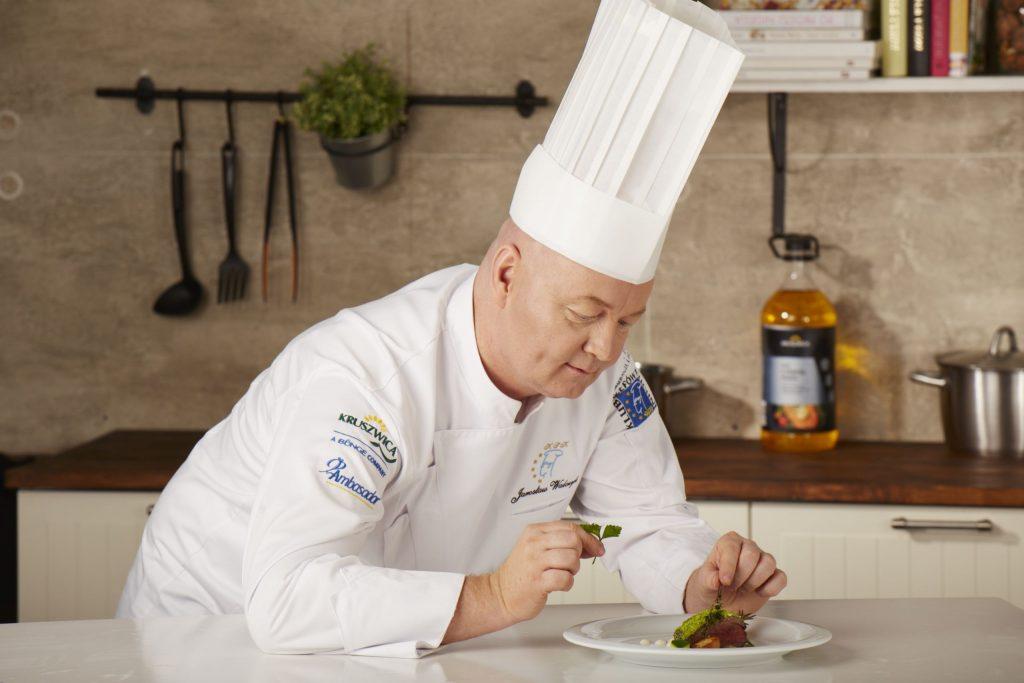 Jarek Walczyk top 10 chefs in Poland