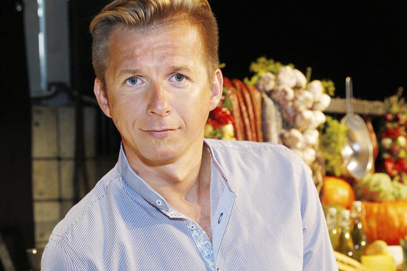 Karol Okrasa top Polish chefs