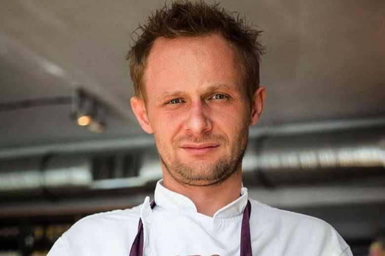 Rafał Hreczaniuk Top 10 chefs in Poland