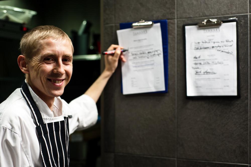Robert Trzópek popular top 10 chefs in Poland