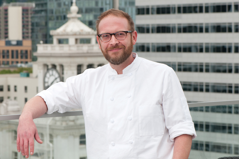 chef Aaron Barnett Top 10 chefs in North West and Portland