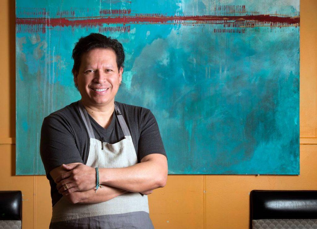 Carlos Falcon Popular top ten chefs in Kansas