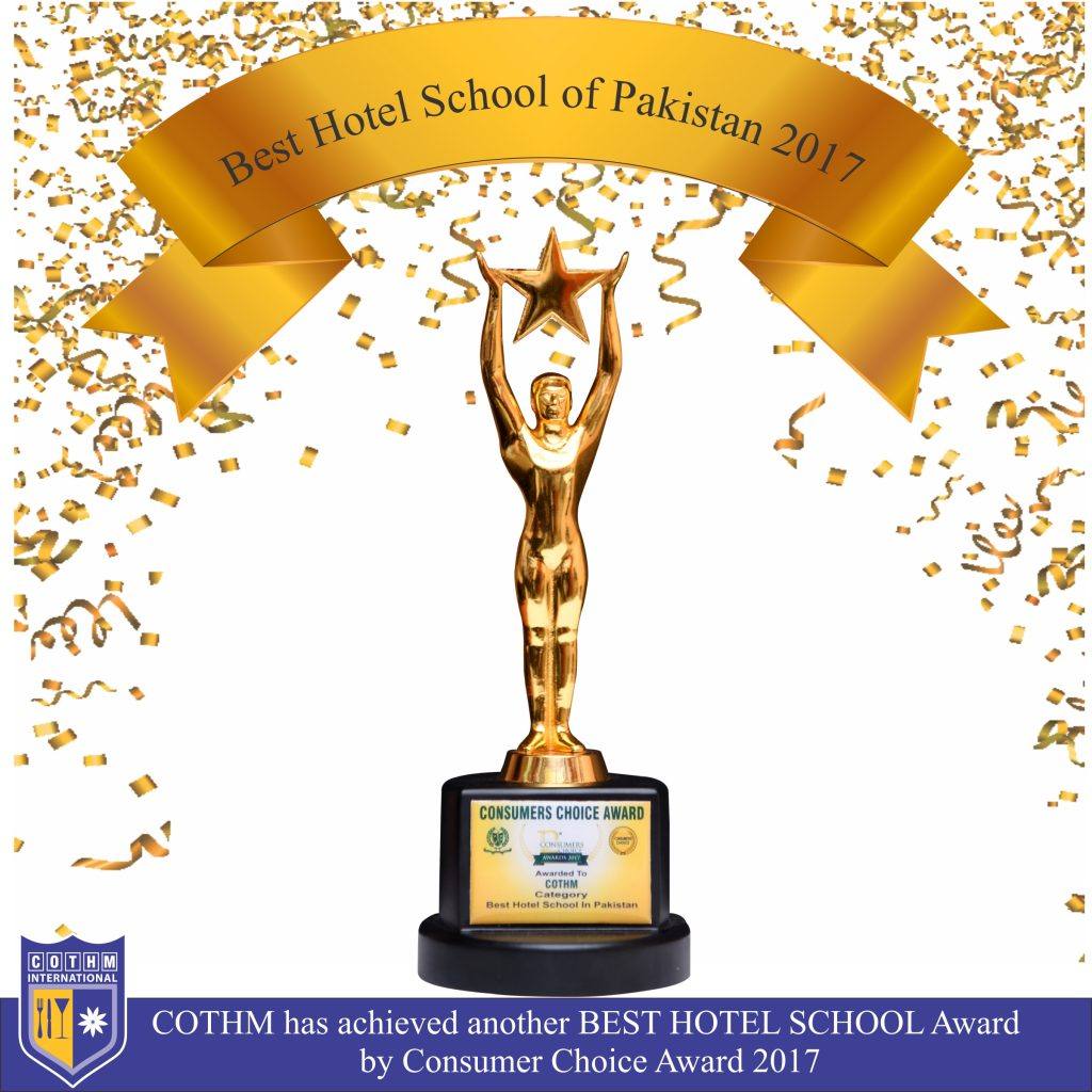 College of Tourism & Hotel Management, Lahore Top 10 Culinary Institutes in Pakistan