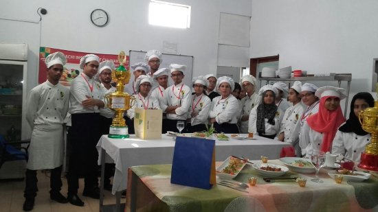 Karachi Institute Of Culinary Arts - KICA Institute Karachi Top 10 Culinary Institutes in Pakistan