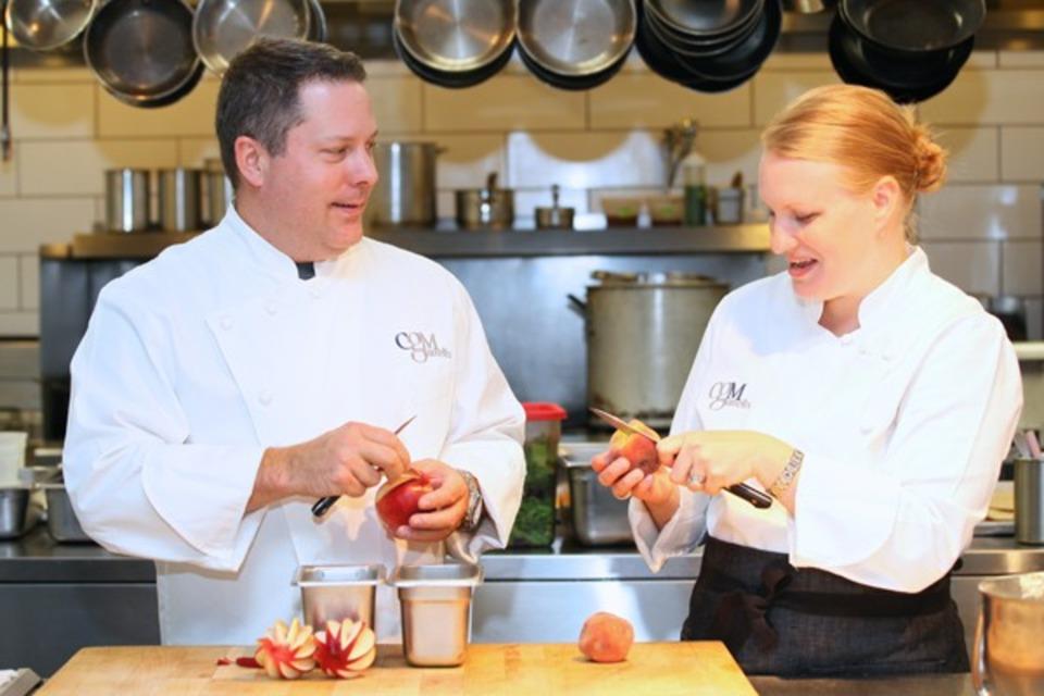 Megan Garrelts Famous Top 10 chefs in Kansas