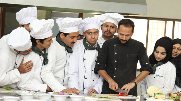 Pakistan Institute of Tourism & Hospitality Management, Karachi Top 10 Culinary Institutes in Pakistan
