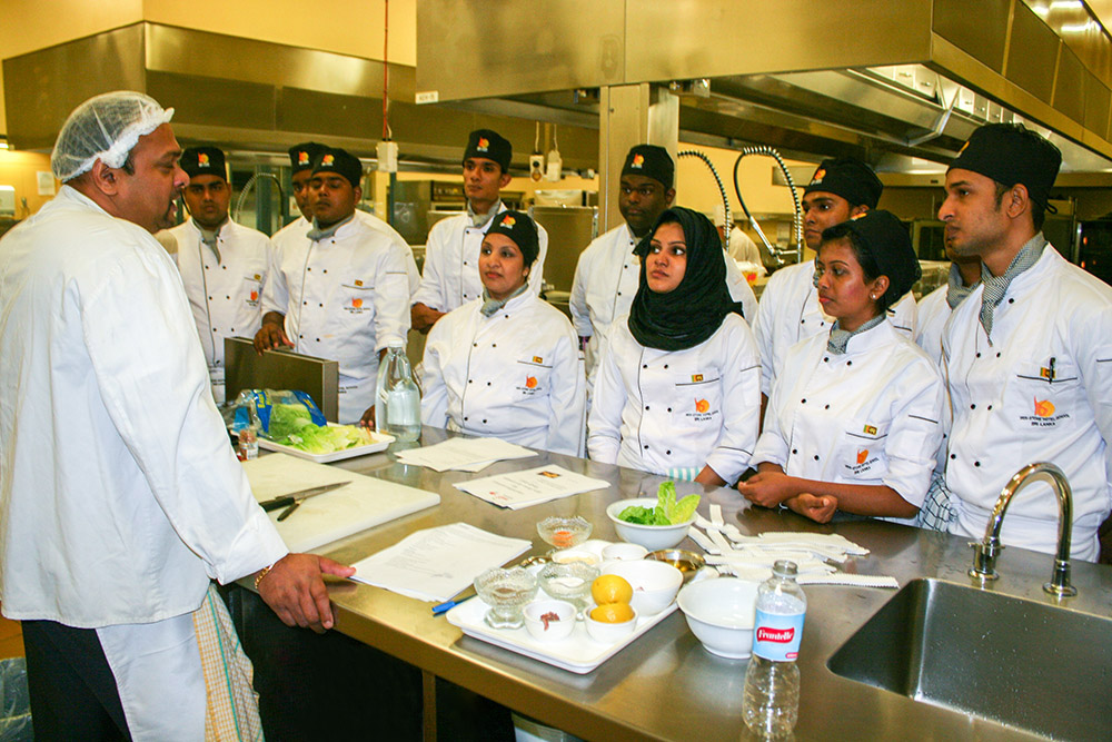 Win-Stone Group of Culinary Art Top 10 Culinary Institutes in Sri Lanka